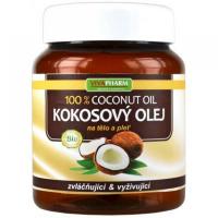 VIVAPHARM Kokosový olej 100% kozmetický 380 ml