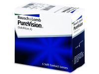 BAUSCH & LOMB PureVision 6 šošoviek