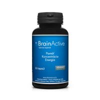 ADVANCE Brain Active pamäť, koncentrácia, energia 60 kapsúl