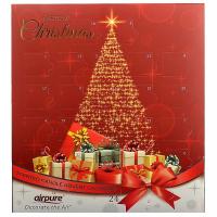 AIRPURE Adventný kalendár so sviečkami Strom