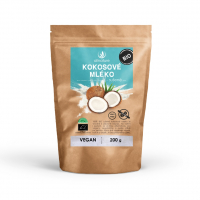 ALLNATURE Kokosové mlieko sušené BIO 200 g