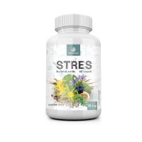 ALLNATURE Stres bylinný extrakt 60 kapsúl