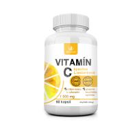 ALLNATURE Vitamín C 1000 mg 60 kapsúl