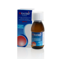 ALOCLAIR® ústná voda na afty 120 ml