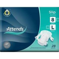 Attends nohavičky absorbčná Slip Active 28 kusov stupeň 8 veľkosť L