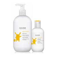 BABÉ DIEŤA Kúpeľový gél pH6 500 ml + Šampón Extra mild pH7 200 ml