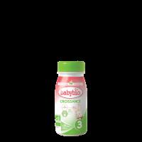 BABYBIO Croissance 3 Tekuté pokračovacie dojčenské mlieko od 10 mesiaca do 3 rokov BIO 250 ml