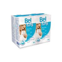 BEL Baby prsné vložky duopack 2x30ks