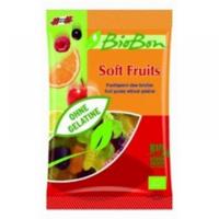 Bio gumové cukríky záhradné ovocie 100g