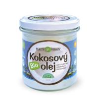 PURITY VISION BIO Kokosový olej panenský v skle 600 ml