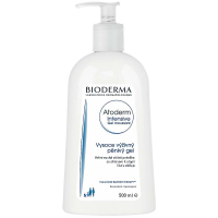 BIODERMA Atoderm Intensive Gel moussant pre atopickú pokožku 500 ml