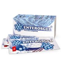 BIOLINE Enterosgel v sáčkoch 15 g  x 10 kusů