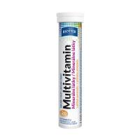 BIOTTER Multivitamín s minerálmi šumivé tablety 20 ks