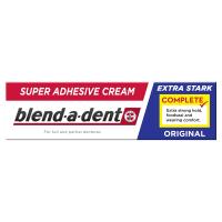 BLEND-A-DENT  Fresh Complete Original fixačný krém na zubné náhrady 47 g