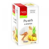 AP Čaj pu-erh a ananas 20 x 1,8 g