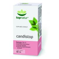 TOPNATUR Candistop 60 tabliet