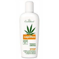 Cannaderm Capillus Seborea šampón 150 ml
