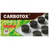 CARBOTOX tbl 320 mg (blister PVC/Al) 1x20 ks
