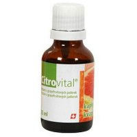 Herb-Pharma Citrovital kvapky 25 ml