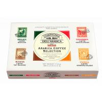 CORSINI Arabica Coffee Selection Paper Gift mletá káva 4x 125 g