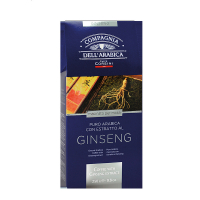 CORSINI Caffe' Al Ginseng Moka káva mletá 250 g