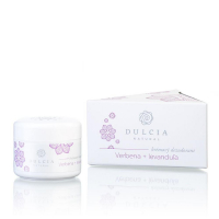 DULCIA Natural krémový dezodorant Verbena – levanduľa 30 g