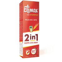 ELIMAX šampón proti všiam a hnidám 100 ml