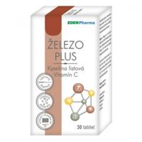EP Železo plus vitamín C 30 tabliet