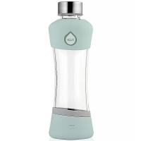 EQUA Sklenená fľaša Active Mint 550 ml