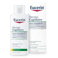 EUCERIN DermoCapillaire Šampón proti suchým lupinám 250 ml