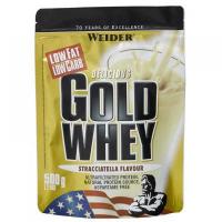 Gold Whey, srvátkový proteín, Weider, 500 g - Banán