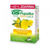 GS Pupalka Forte s vitamínom E 70+30 kapsúl