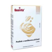 GUARETA Vanilkový pudink v prášku 3 porcie