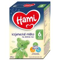 HAMI dojčenské mlieko na dobrú noc 6+ 600 g