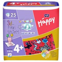 HAPPY MAXI PLUS PLIENKY 9-20KG 25KS