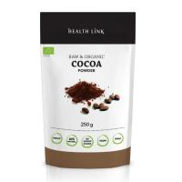 HEALTH LINK BIO Prášok kakaový Raw 250 g