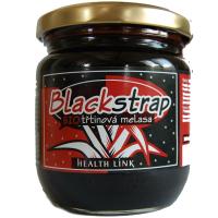 HEALTH LINK Trstinová melasa Blackstrap BIO 360 ml