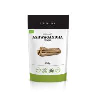 HEALTH LINK Prášok Ashwagandha 250 g BIO