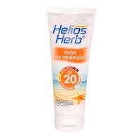 HELIOS Herb krém na opaľovanie 75 ml OF 20
