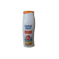 HELIOS Herb mlieko na opaľovanie 200 ml OF 30