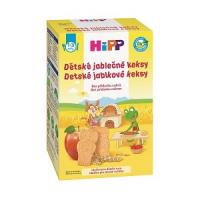 HIPP DETSKÉ KEKSY BIO JABLKOVÉ 150G
