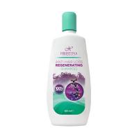 HRISTINA Prírodný regeneračný šampón proti vypadávaniu vlasov 400 ml