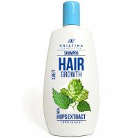 Hristina prírodné šampón pre zdravé a silné vlasy s chmeľom 200 ml