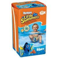 HUGGIES Little Swimmers Medium nohavičky do vody vel.5-6 / 12-18kg 11 ks