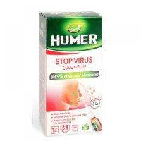 Humer Stop Virus nosový sprej 15 ml