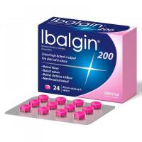 IBALGIN 200 filmom obalené tablety 24 x 200 mg