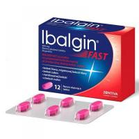 IBALGIN Fast 12 x 400 mg