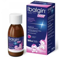 IBALGIN Baby malina suspenzia 2g 100 ml