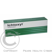 ICHTOXYL ung der (tuba Al)1x30 g