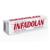 INFADOLAN ung der (tuba laminátová) 1x100 g